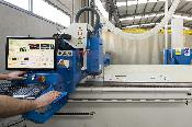 4. CNC - mecanizado, corte y fresado para composite