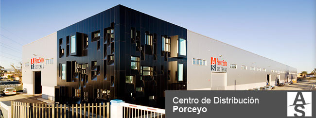 Centro de Distribucin - Porceyo