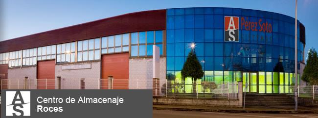 Centro de Almacenaje - Roces