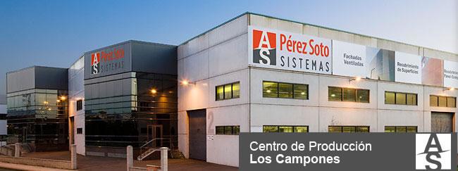 Centro de Producción - Los Campones