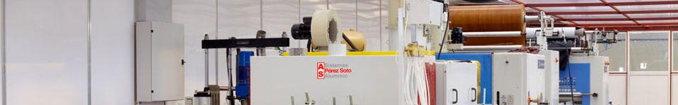 Aluminios Perez Soto Instalaciones